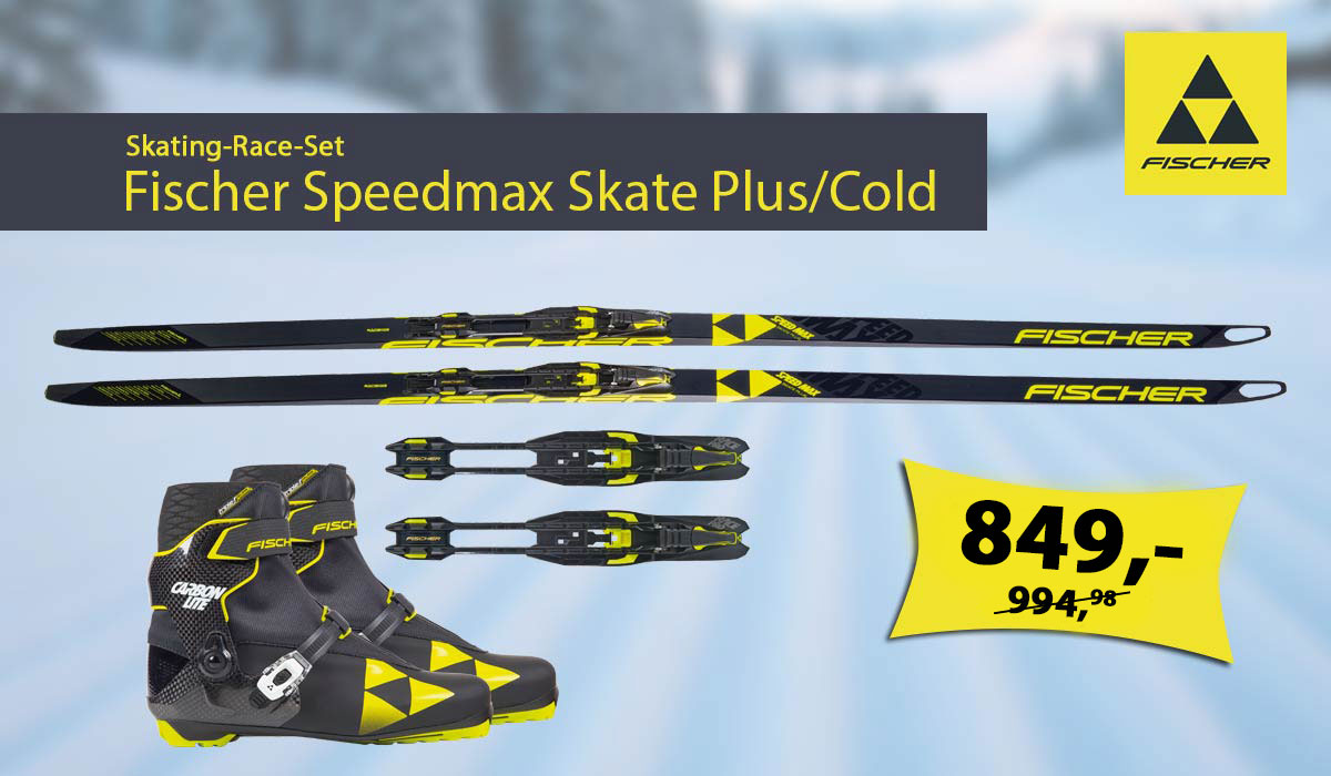 Fischer Speedmax Skate Plus Cold